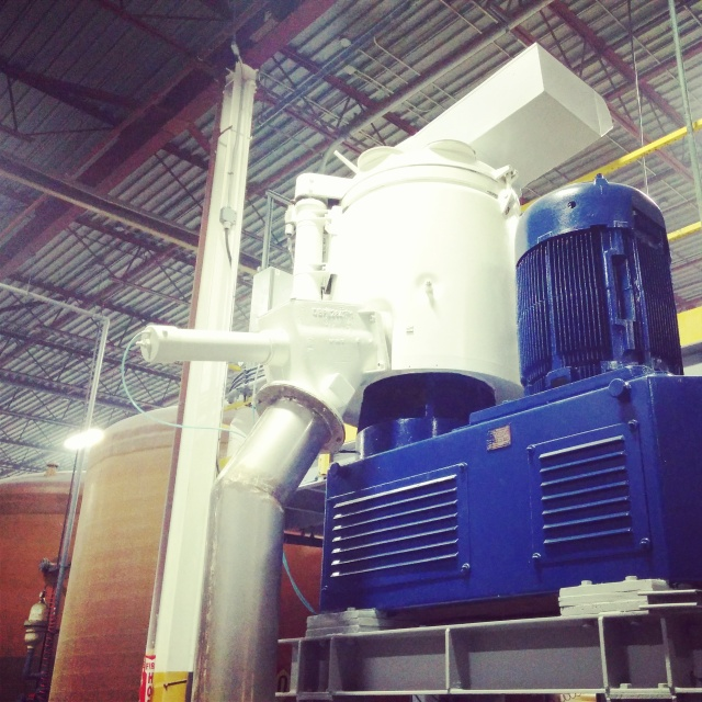 High Intensity Henschel Mixer